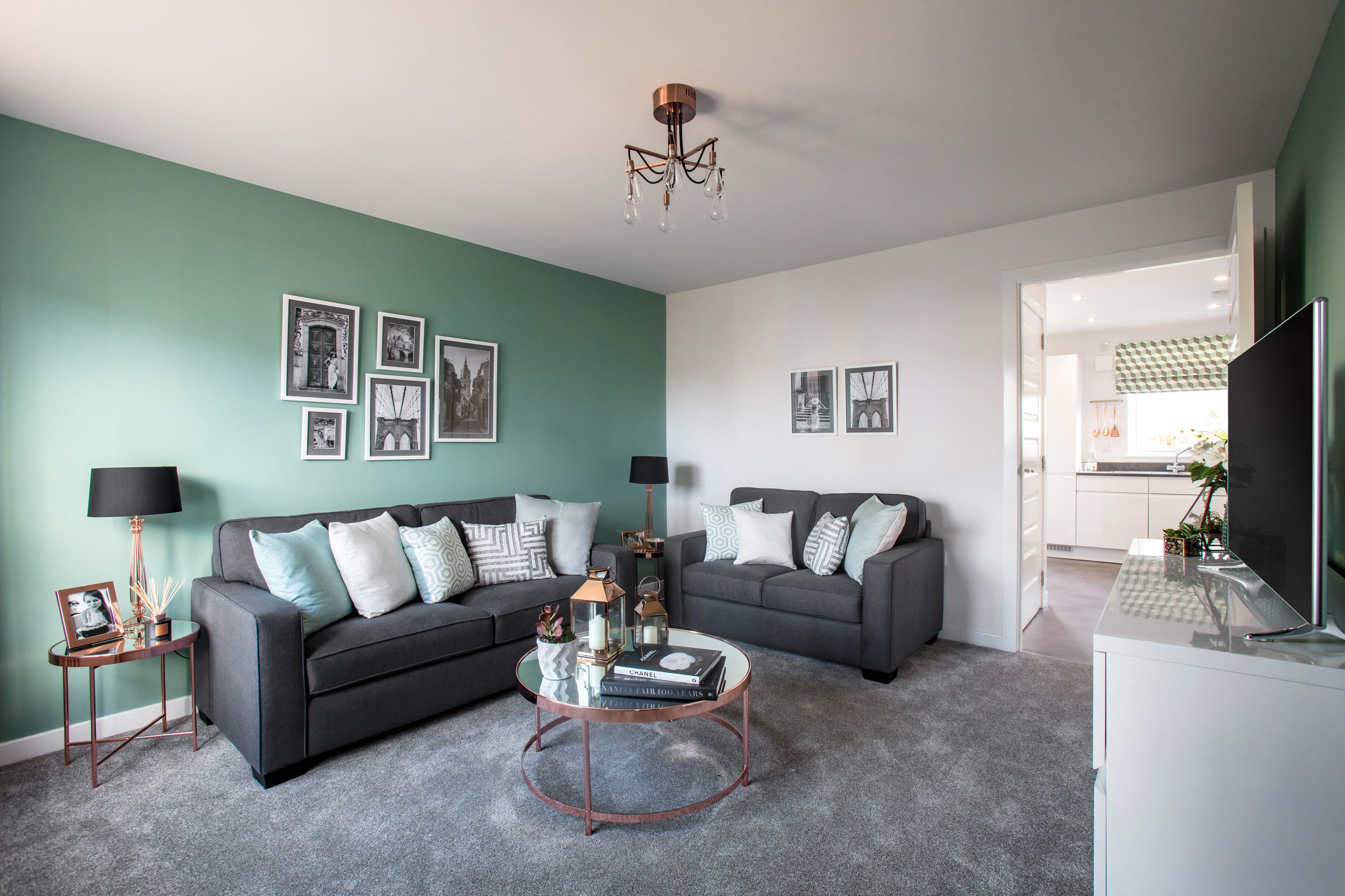 Majestic New Showhome Unveiled At Royal Park View Cruden Homes