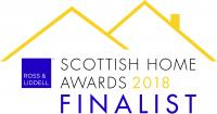 Scottish Home Awards 2018 Finalist logo