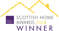 Scottish Home Awards 2018 Winner logo