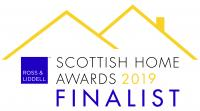 Scottish Home Awards 2019 Finalist logo