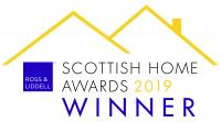 Scottish Home Awards 2019 Winners logo