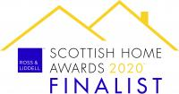 Scottish Home Awards 2020 Finalist logo