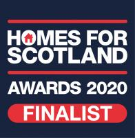 Homes for Scotland Finalist 2020 logo