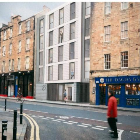 Buccleuch Street Student Accommodation