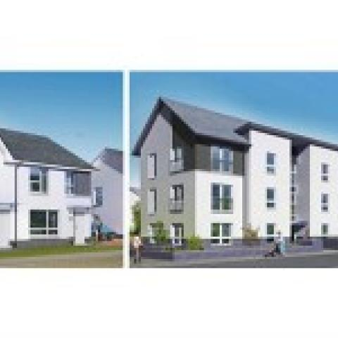 Toryglen Affordable Housing Development