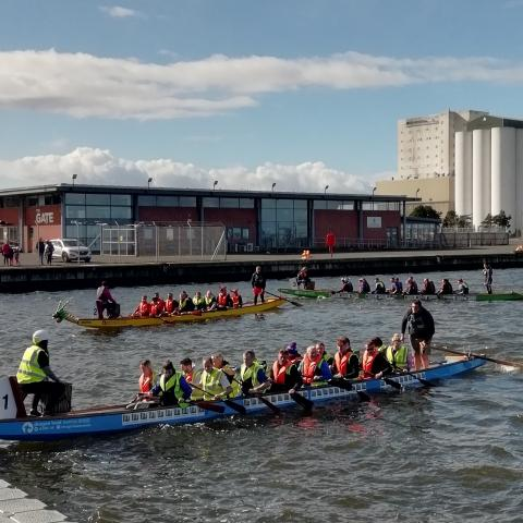 2018 Dragon Boat Race