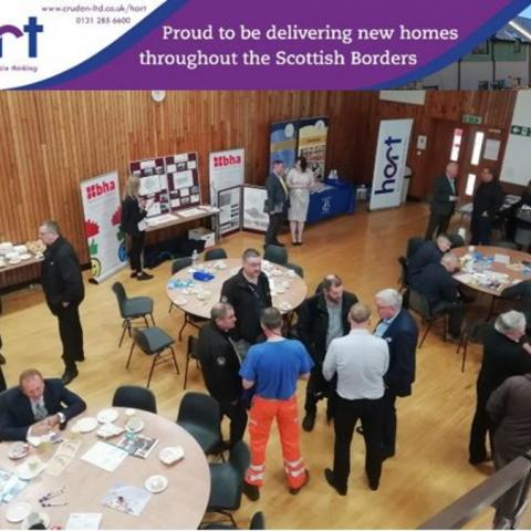 Meet the buyer event at Scottish Borders College
