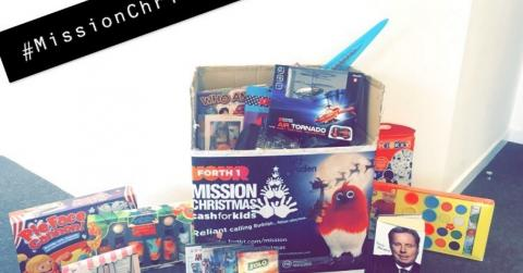 Mission Christmas at Cruden House