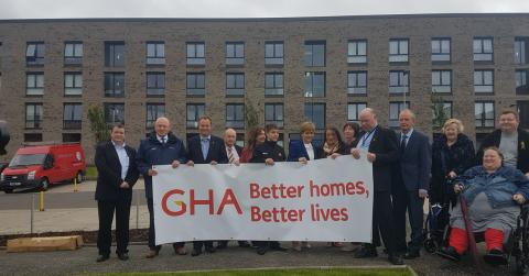 """fresh start"" for GHA tenant"