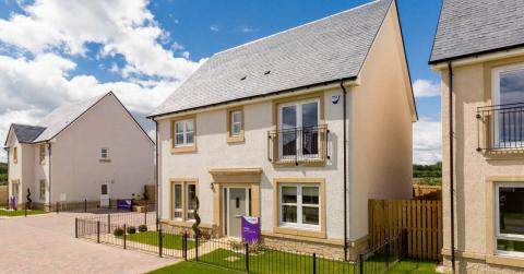 Meadowside Aberlady development
