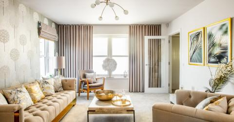 Abbey Gardens show home