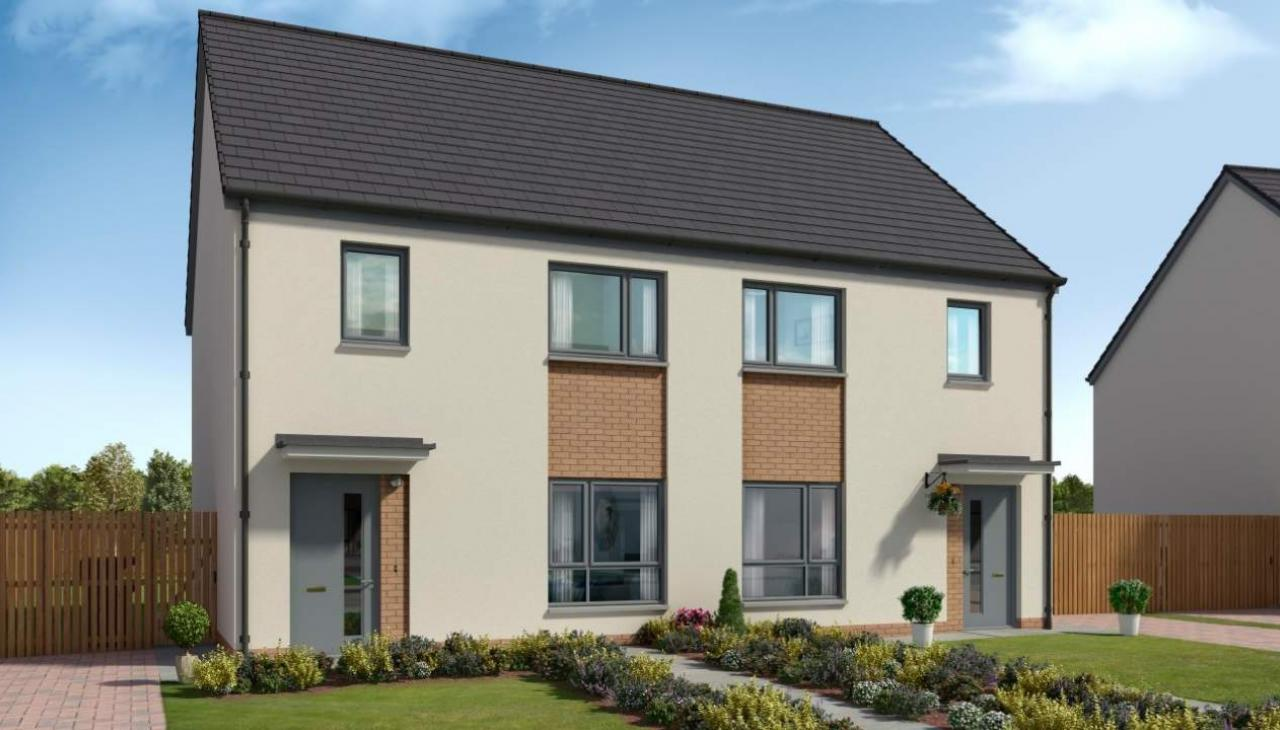 Plot 82 wallace cruden homes for Wallace homes